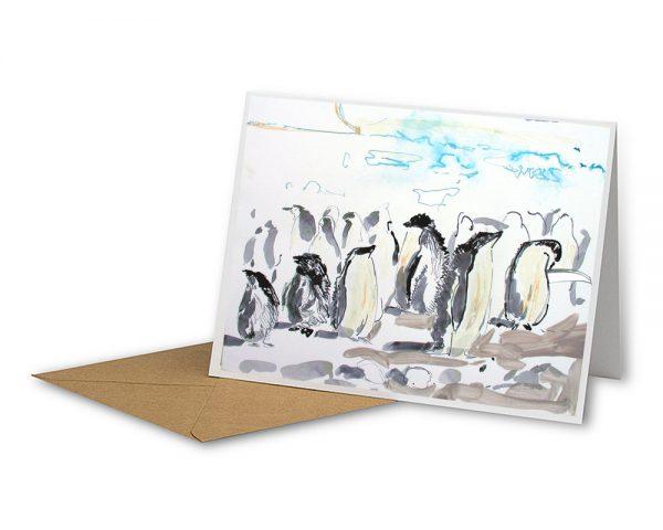 Frances Hatch Penguins 2