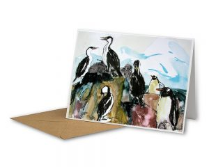 Frances Hatch Penguins
