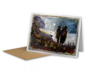 Frances Hatch Love Greeting Card Wall Art
