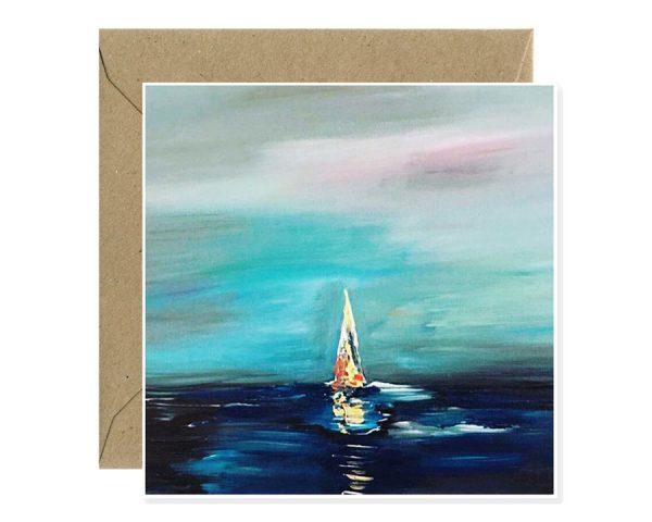 Fernanda Merlino Lonely Sailing