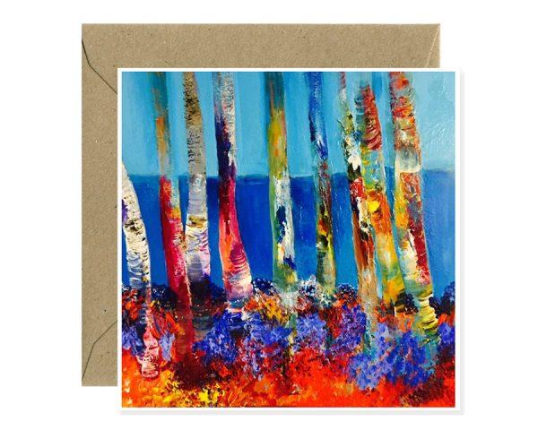 The Smell Of Paint by Fernanda Merlino